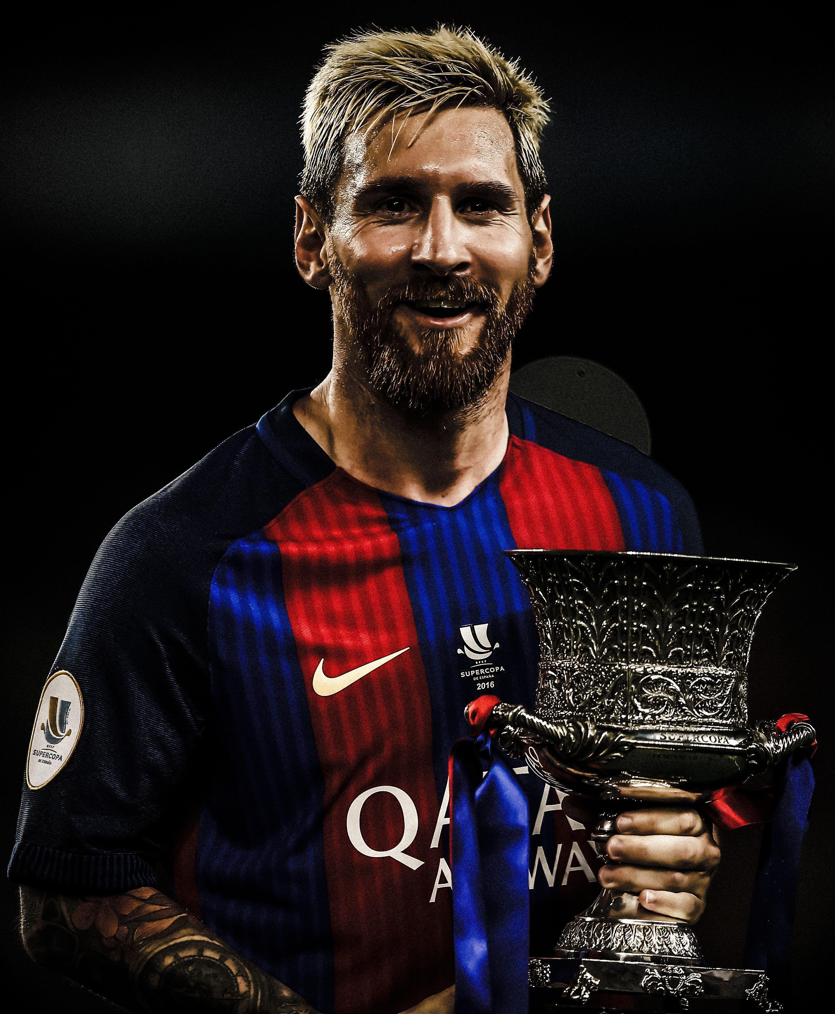 Wallpaper Of Messi: Messi Beard Wallpapers