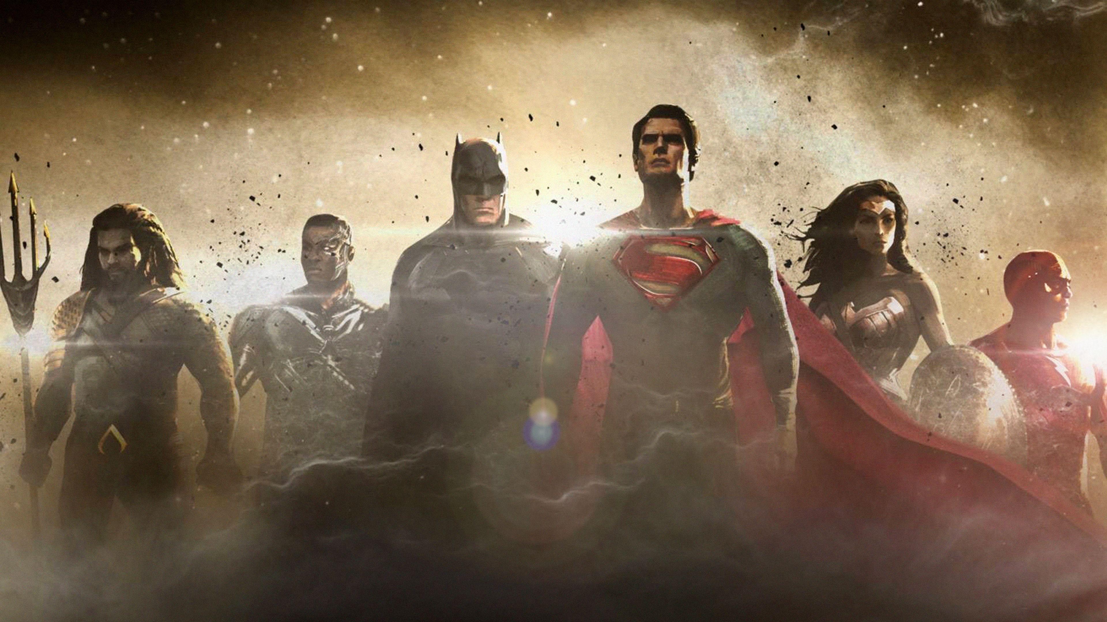 55 Justice League