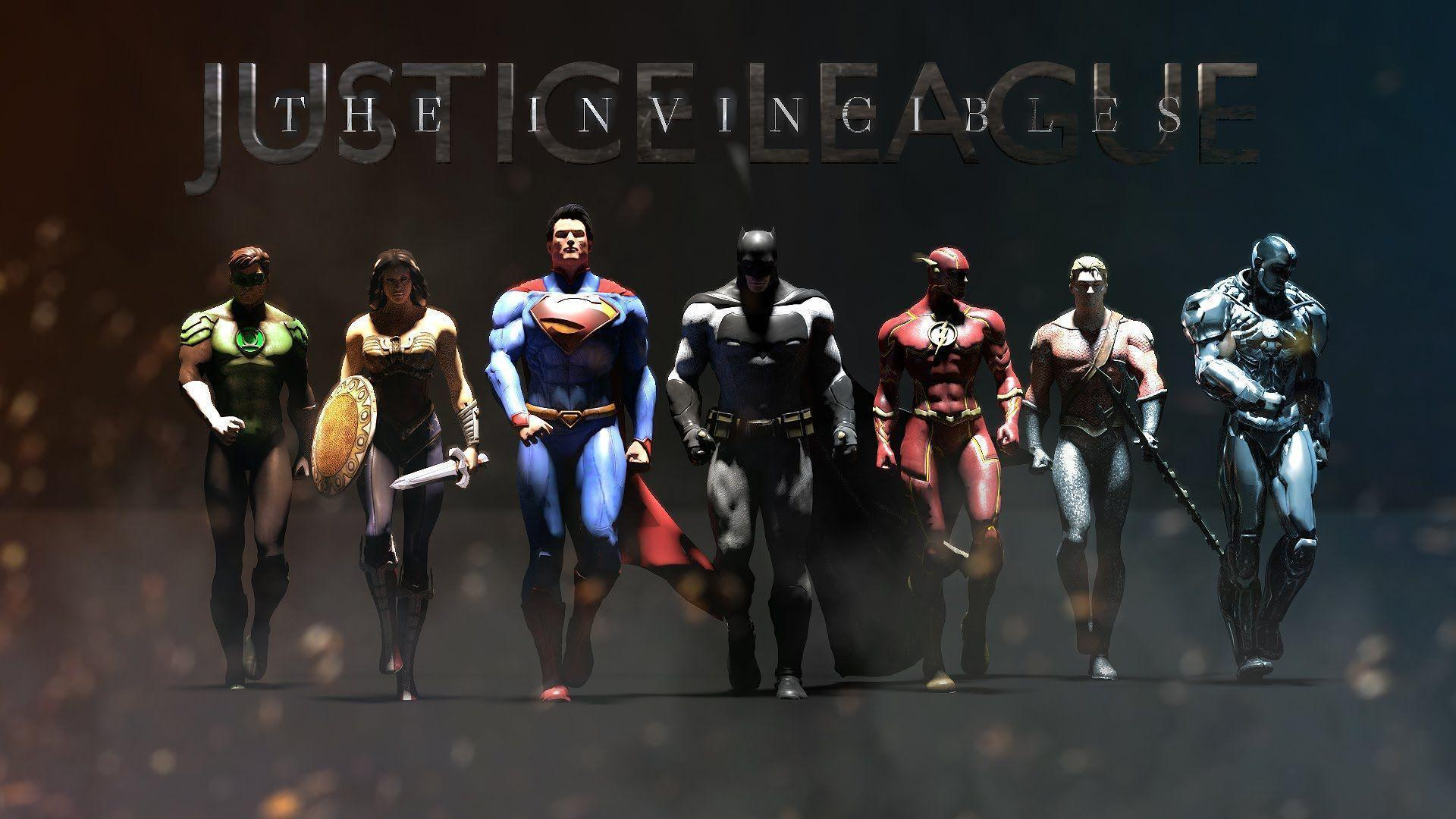 Justice League HD Wallpapers - Wallpaper Cave