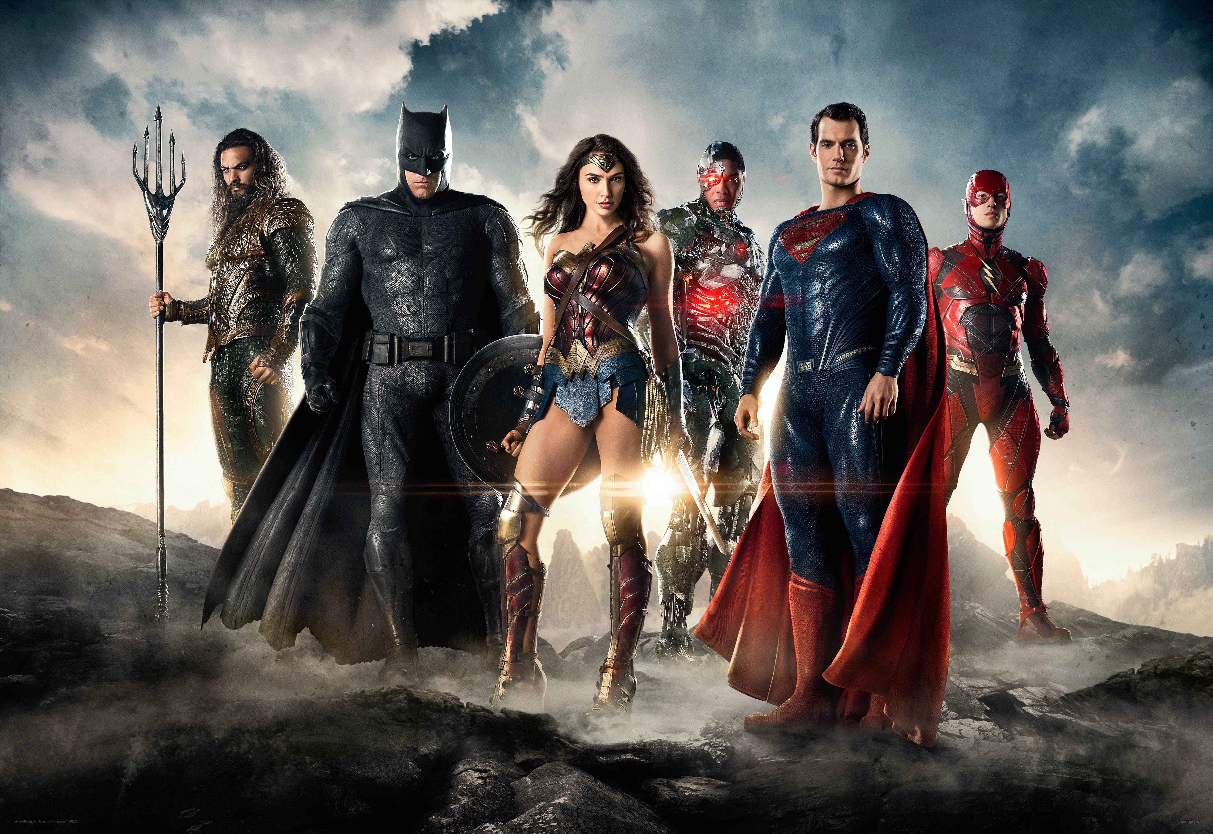 Justice League Movie 2017 Wallpapers, HD Image
