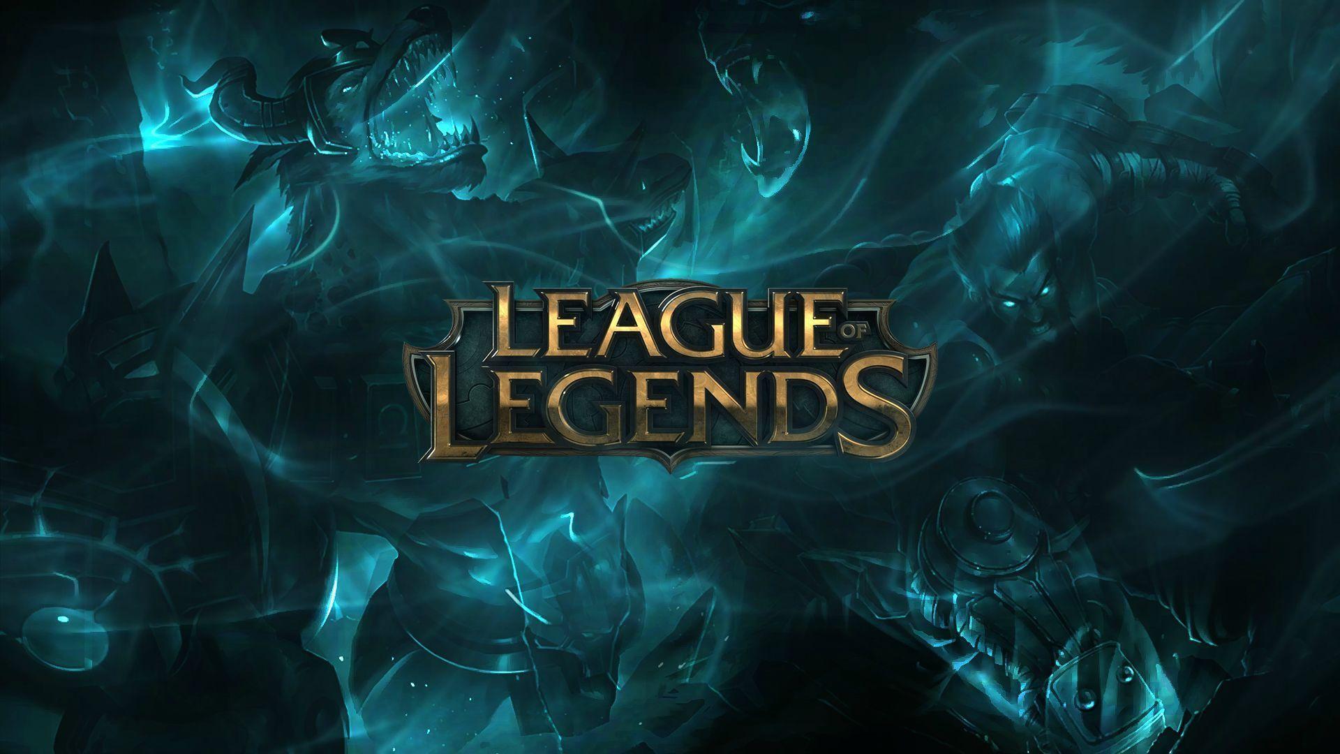 Season 6-themed LoL Wallpaper : leagueoflegends