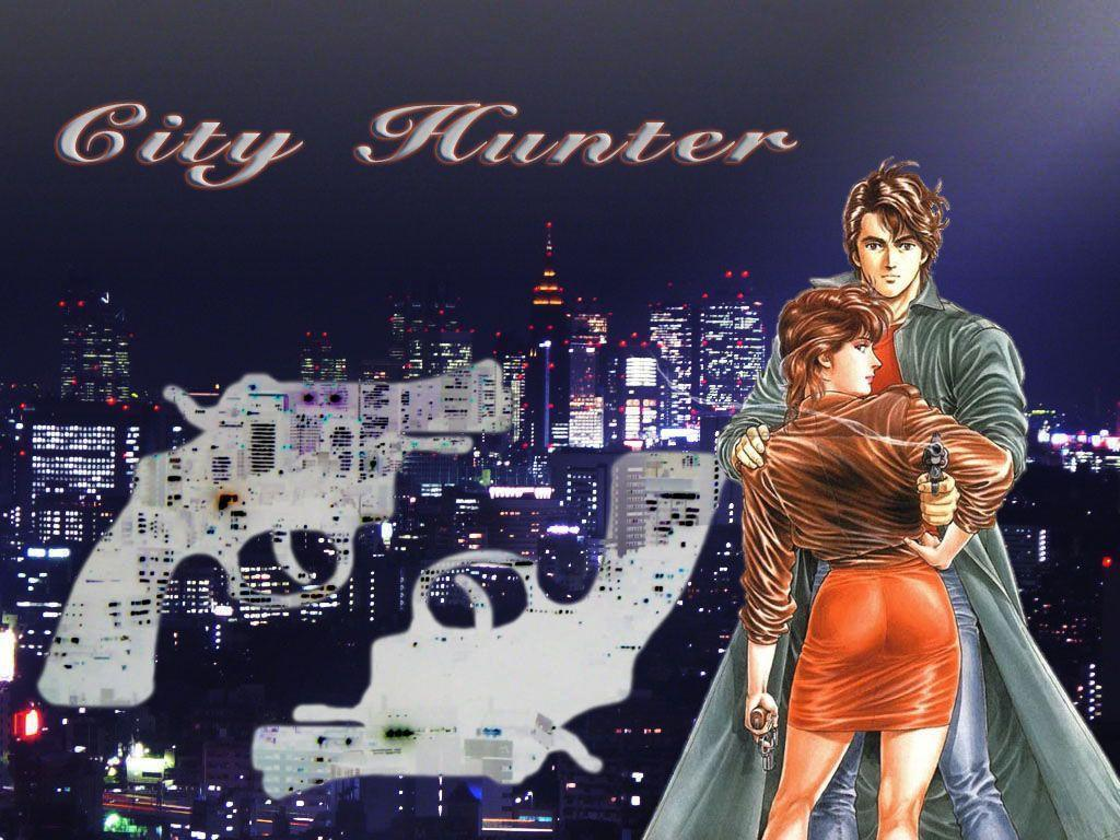 City Hunter Anime Hd Wallpapers Wallpaper Cave