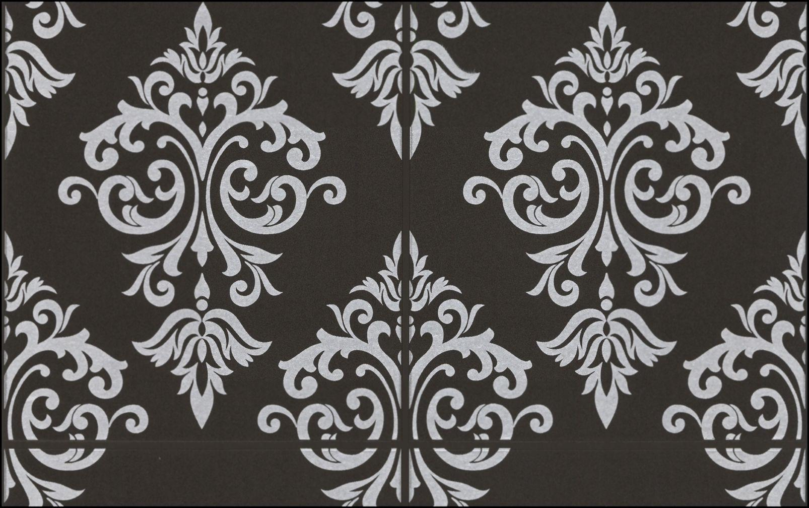 simple damask border wallpaper - HD1606×1008