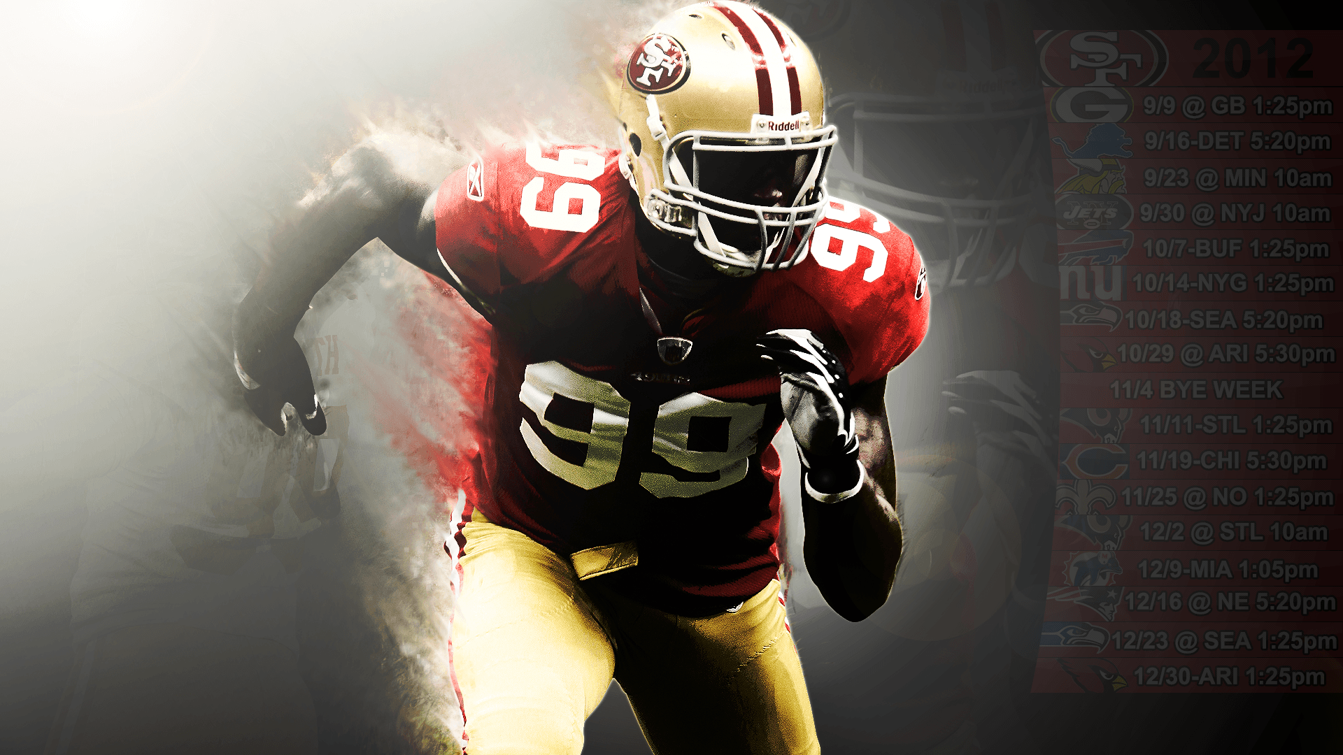 HD San Francisco 49ers Wallpapers - Page 3 of 3 - wallpaper.wiki