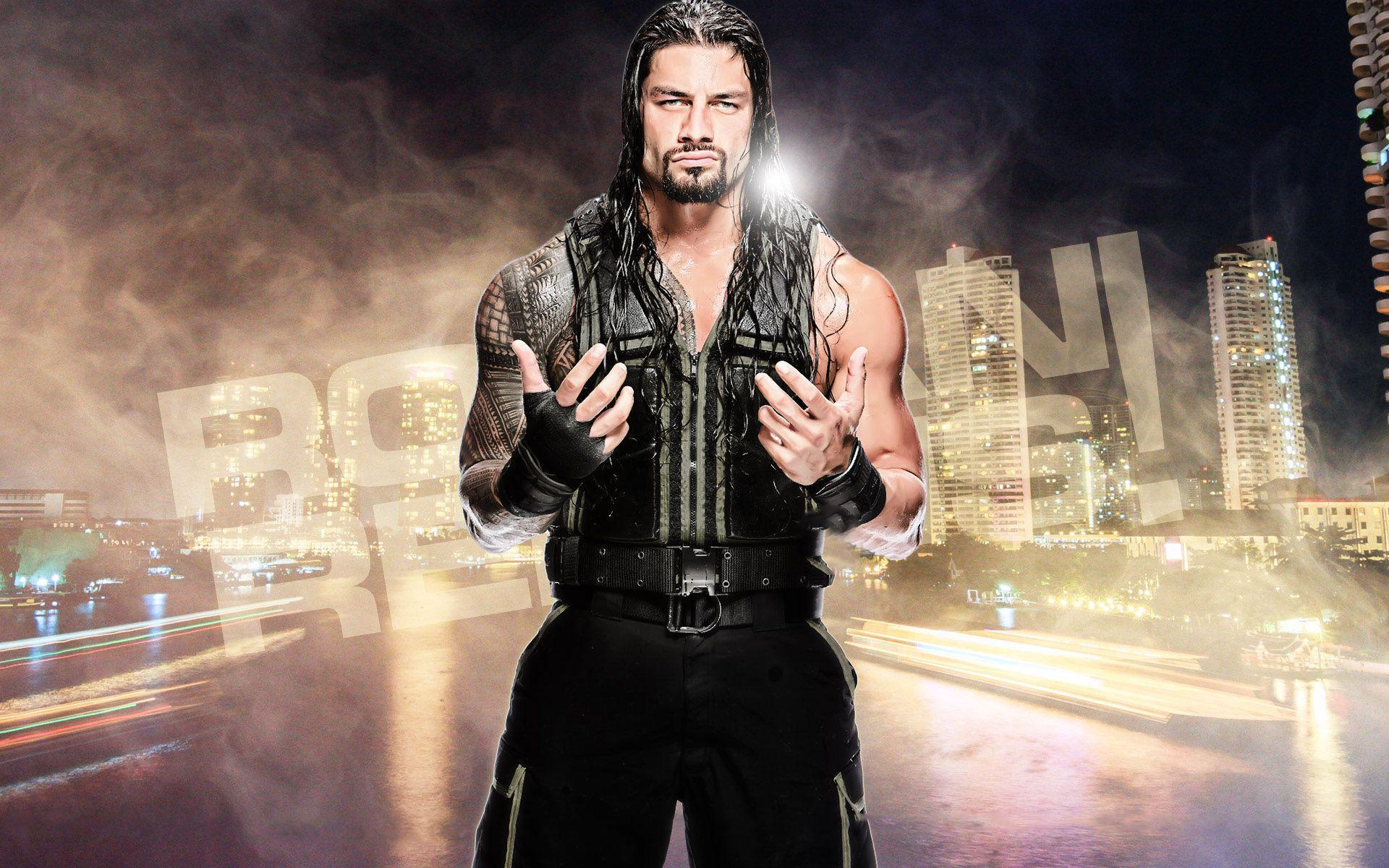 Hd Roman Reigns Wallpaper: WWE Roman Reigns HD Wallpapers
