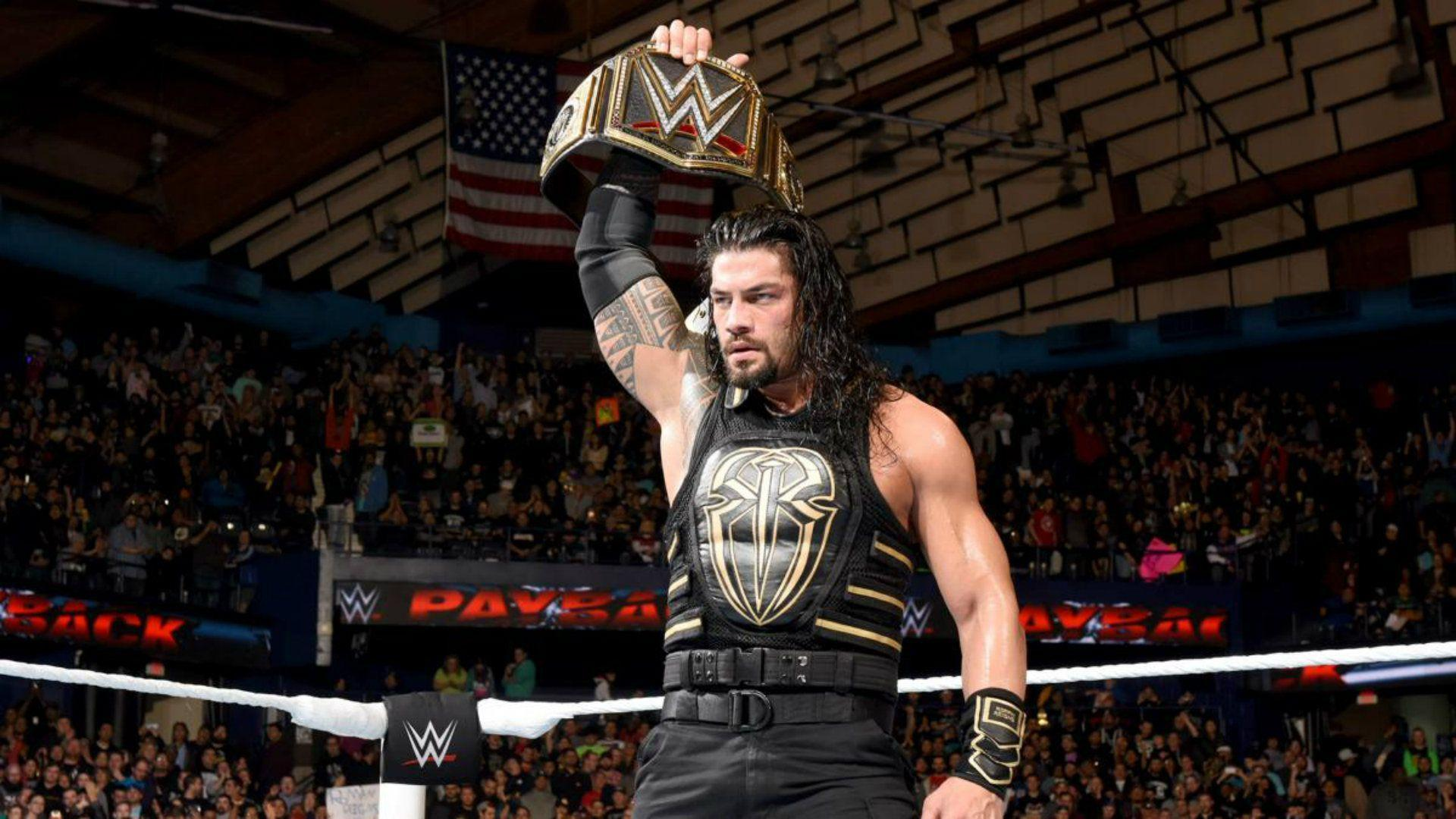 Wwe Roman Reigns Hd Wallpapers Download
