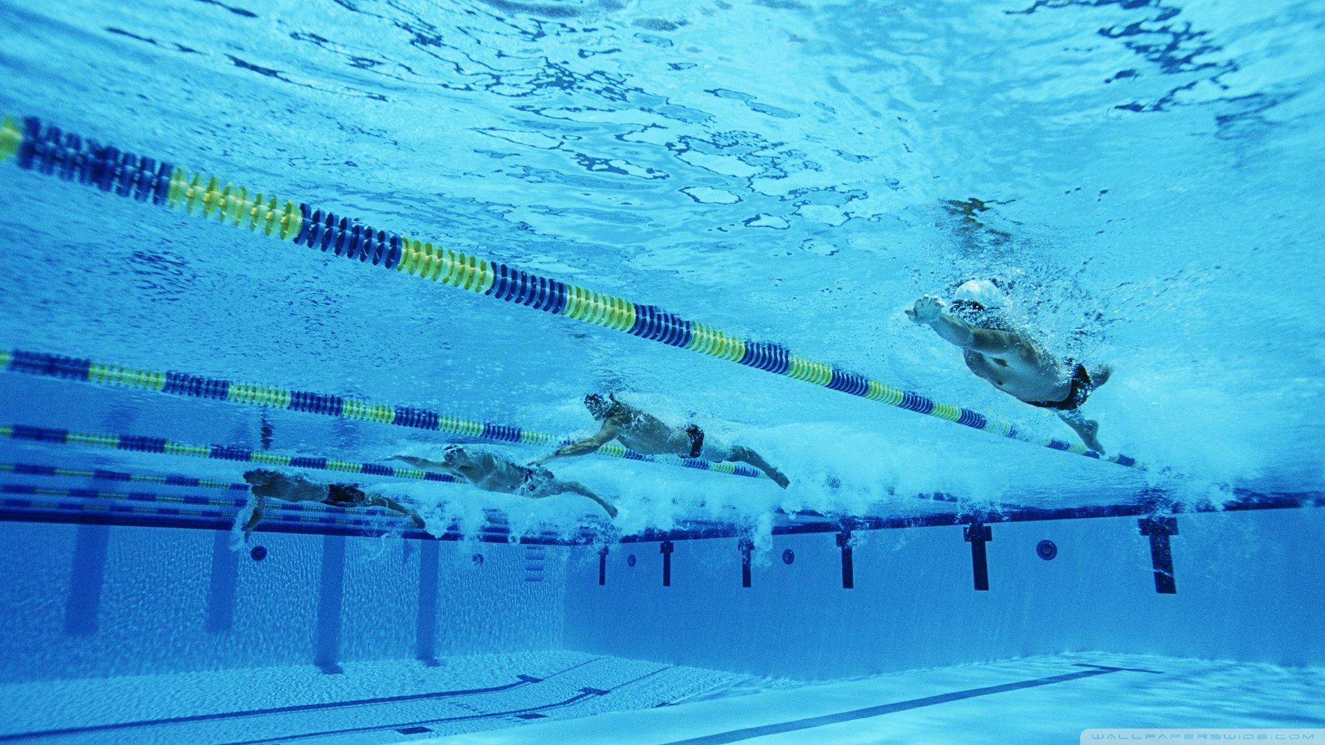 Freestyle Swimming HD desktop wallpapers : Widescreen : High