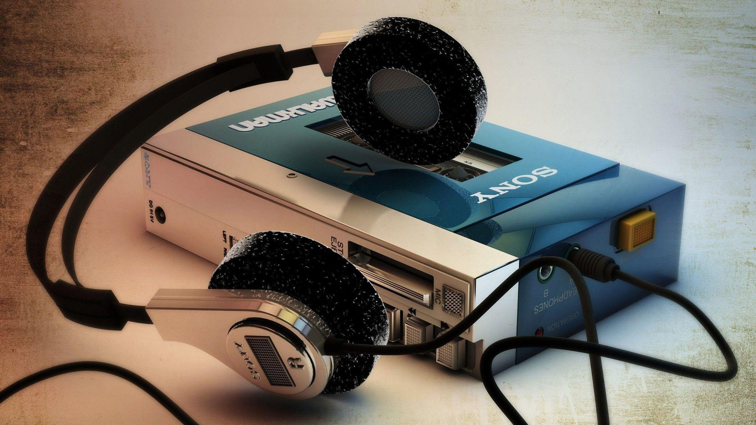Walkman Wallpapers - Wallpaper Cave