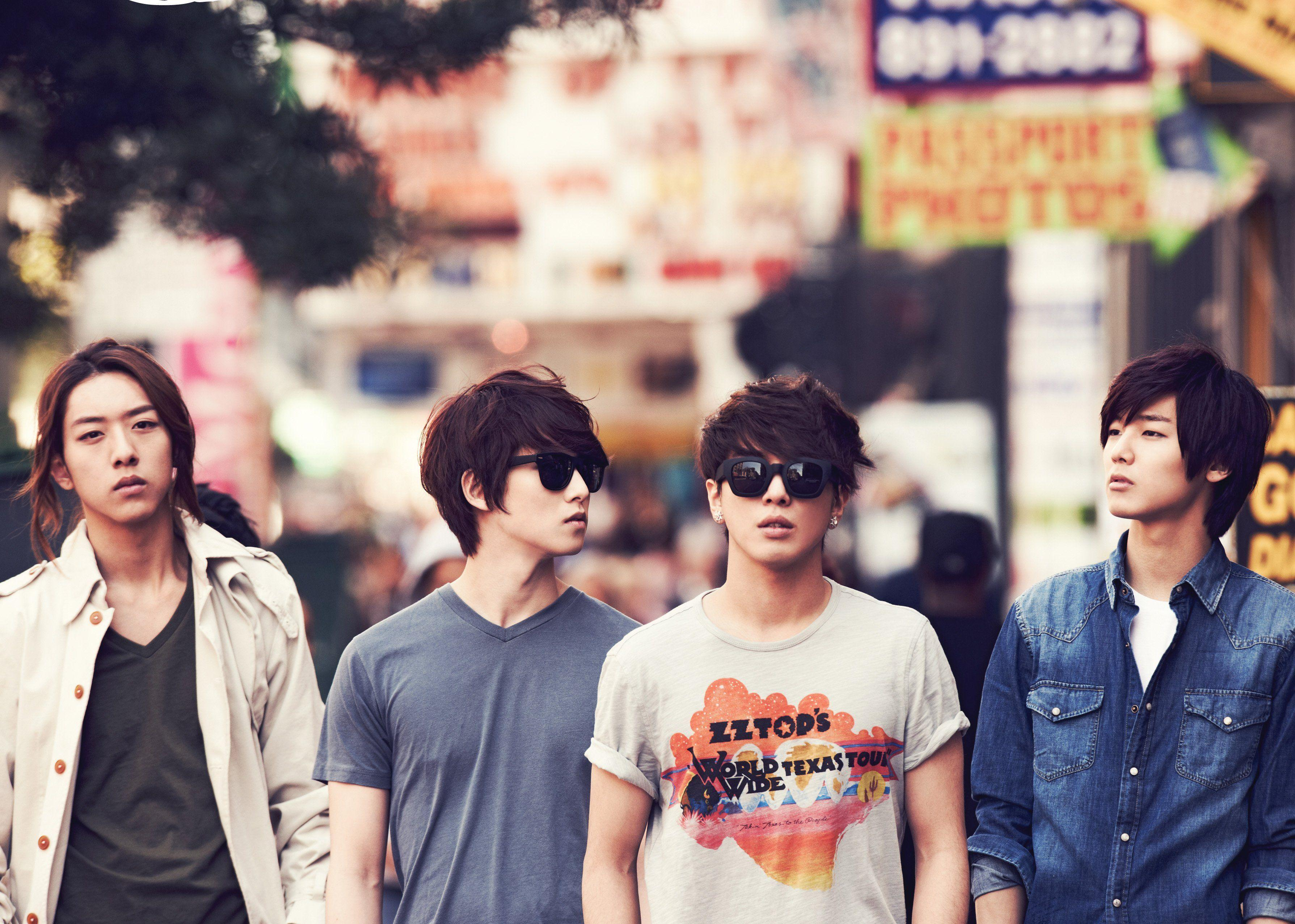 Cnblue Wallpapers Wallpaper Cave