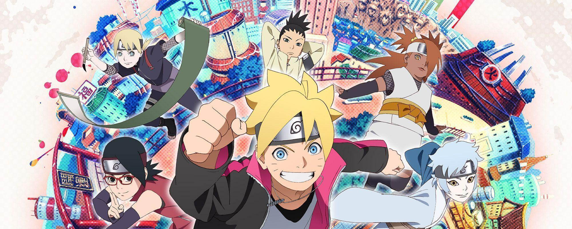 Top 20 Boruto: Naruto Next Generations Wallpapers