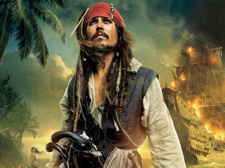 Kaptan Jack Sparrow Wallpapers Wallpaper Cave