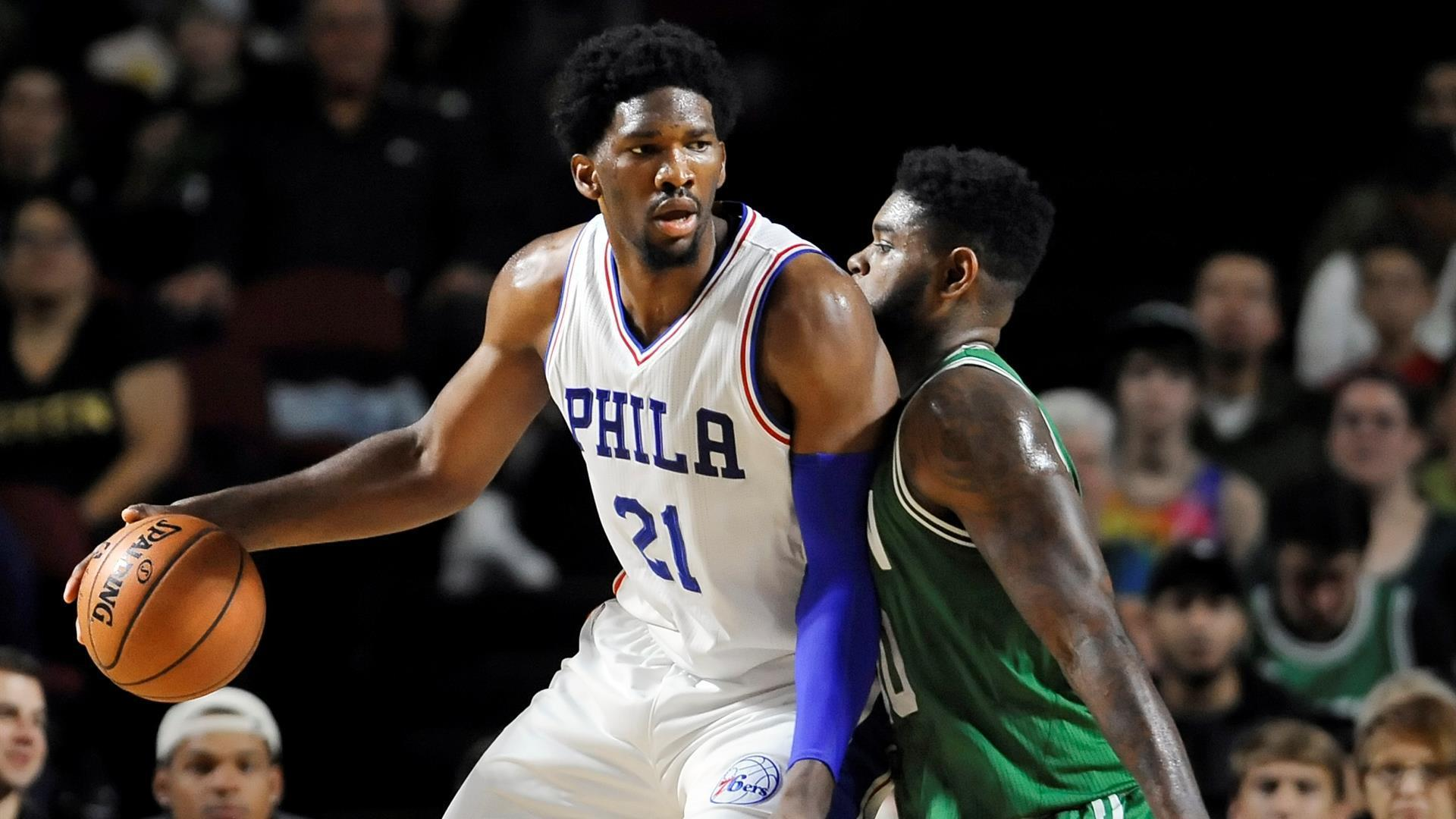 Amy Fadool: Joel Embiid displayed skill set of a top pick vs