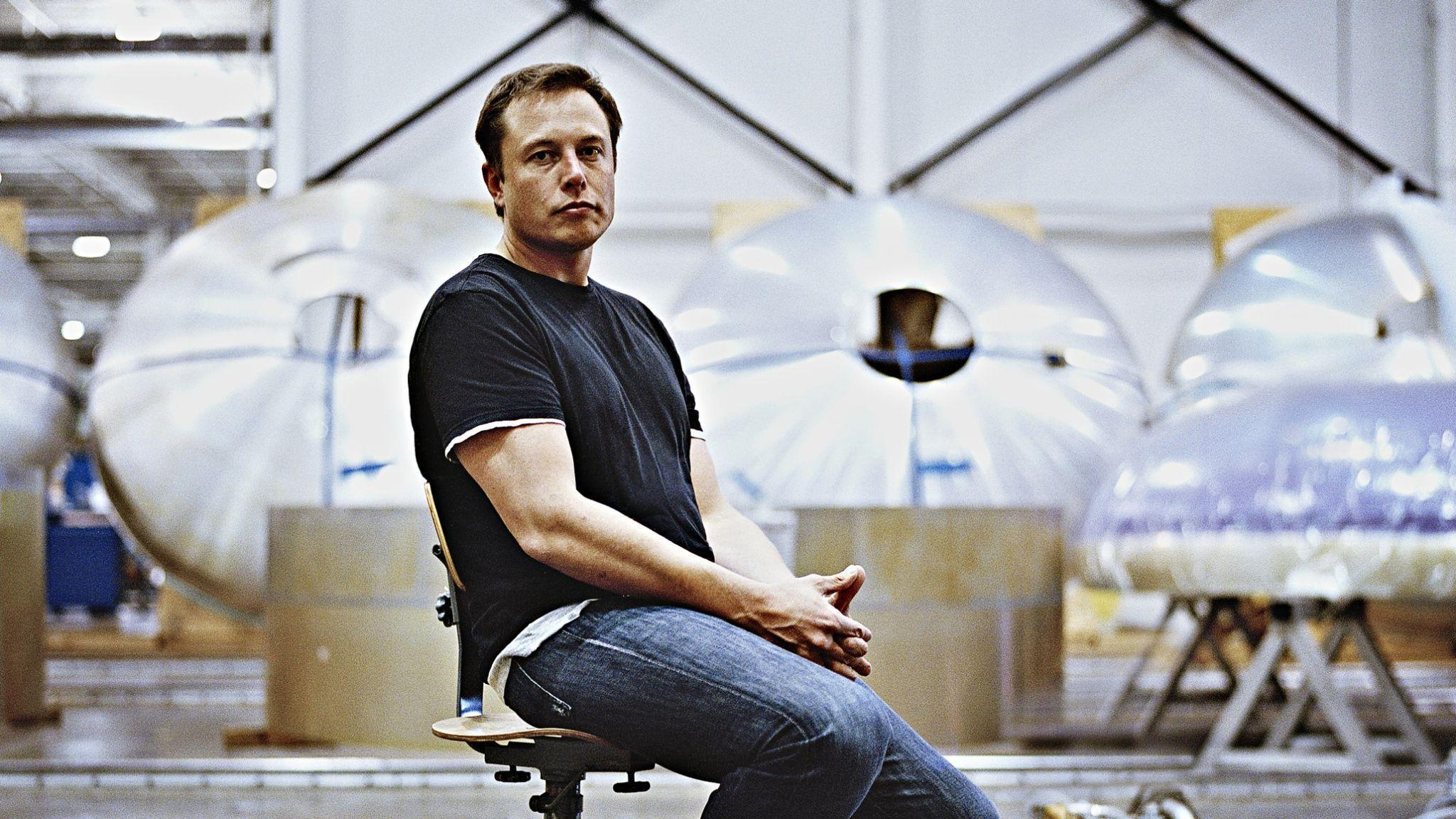 Elon Musk Wallpapers - Wallpaper Cave