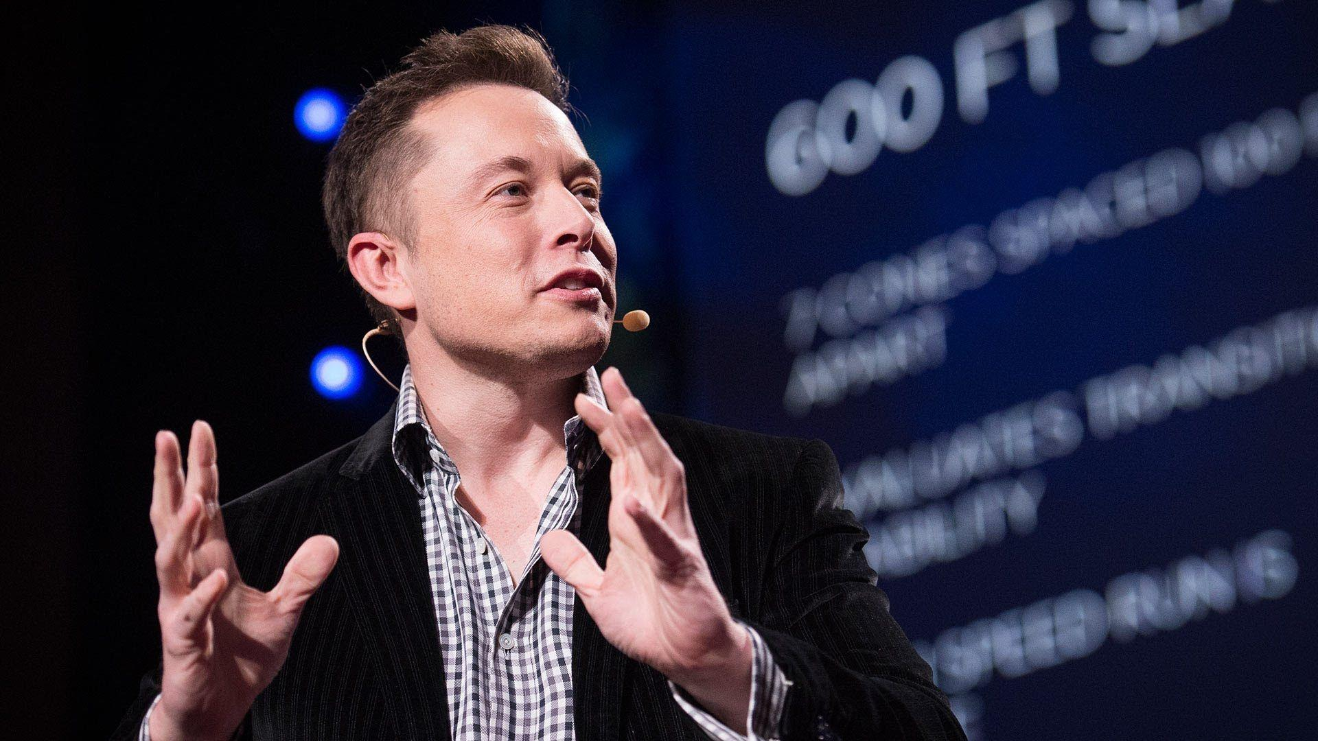 3 HD Elon Musk Wallpapers