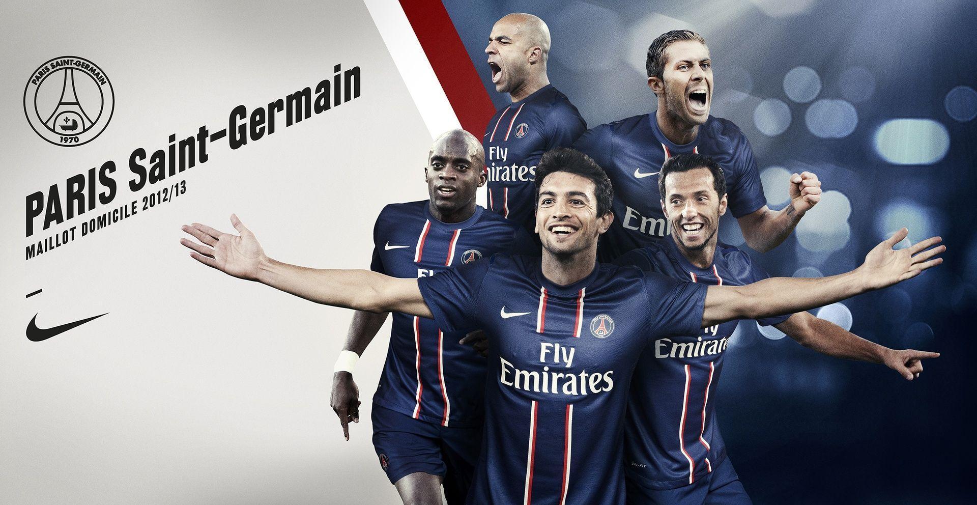 Paris Saint-Germain F.C. Zoom Background 5