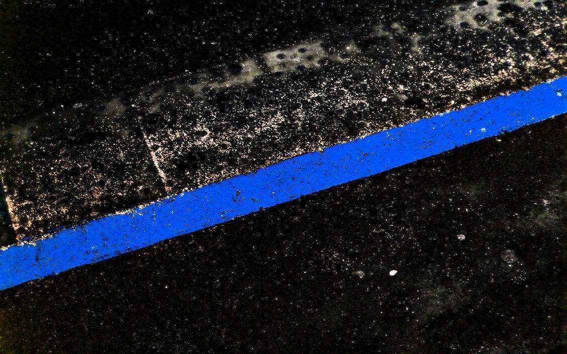 The Line Wallpaper Set - Blue by shaggysivirus on DeviantArt