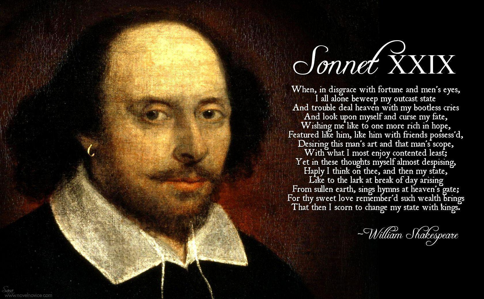 Shakespeare Wallpapers - Wallpaper - 306.4KB