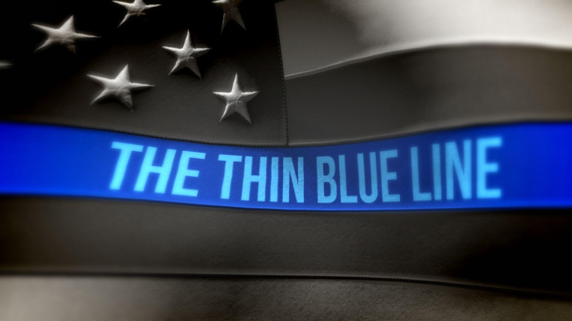 Thin Blue Line Wallpapers