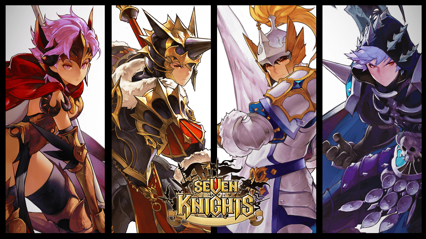 Seven Knights Wallpapers - Wallpaper Cave