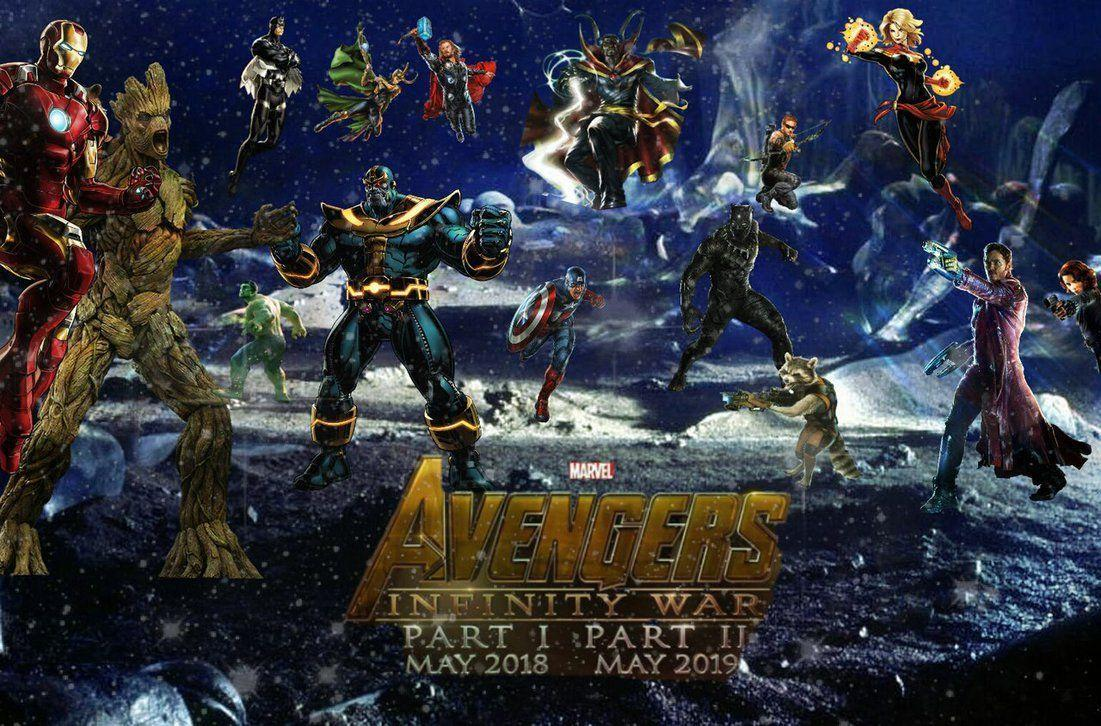 Avengers Infinity War Concept wallpapers