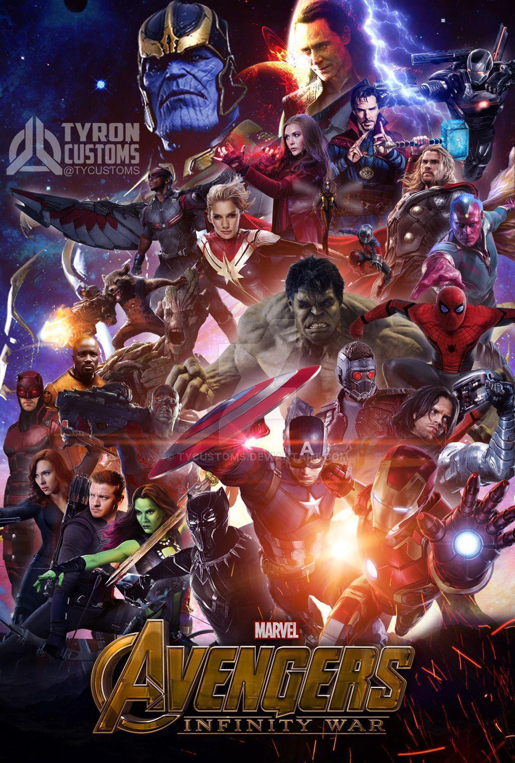Avengers infinity war wallpapers wallpaper cave - Avengers infinity war wallpaper iphone ...