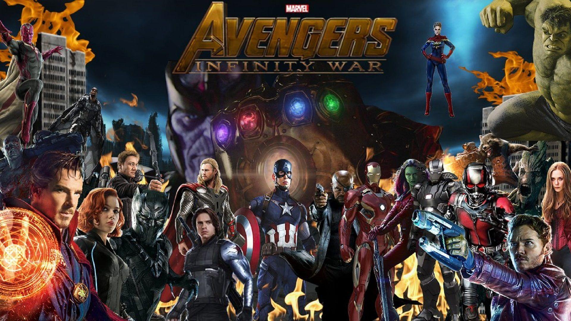 MAJOR Spoilers For AVENGERS: INFINITY WAR Revealed In New Set Video