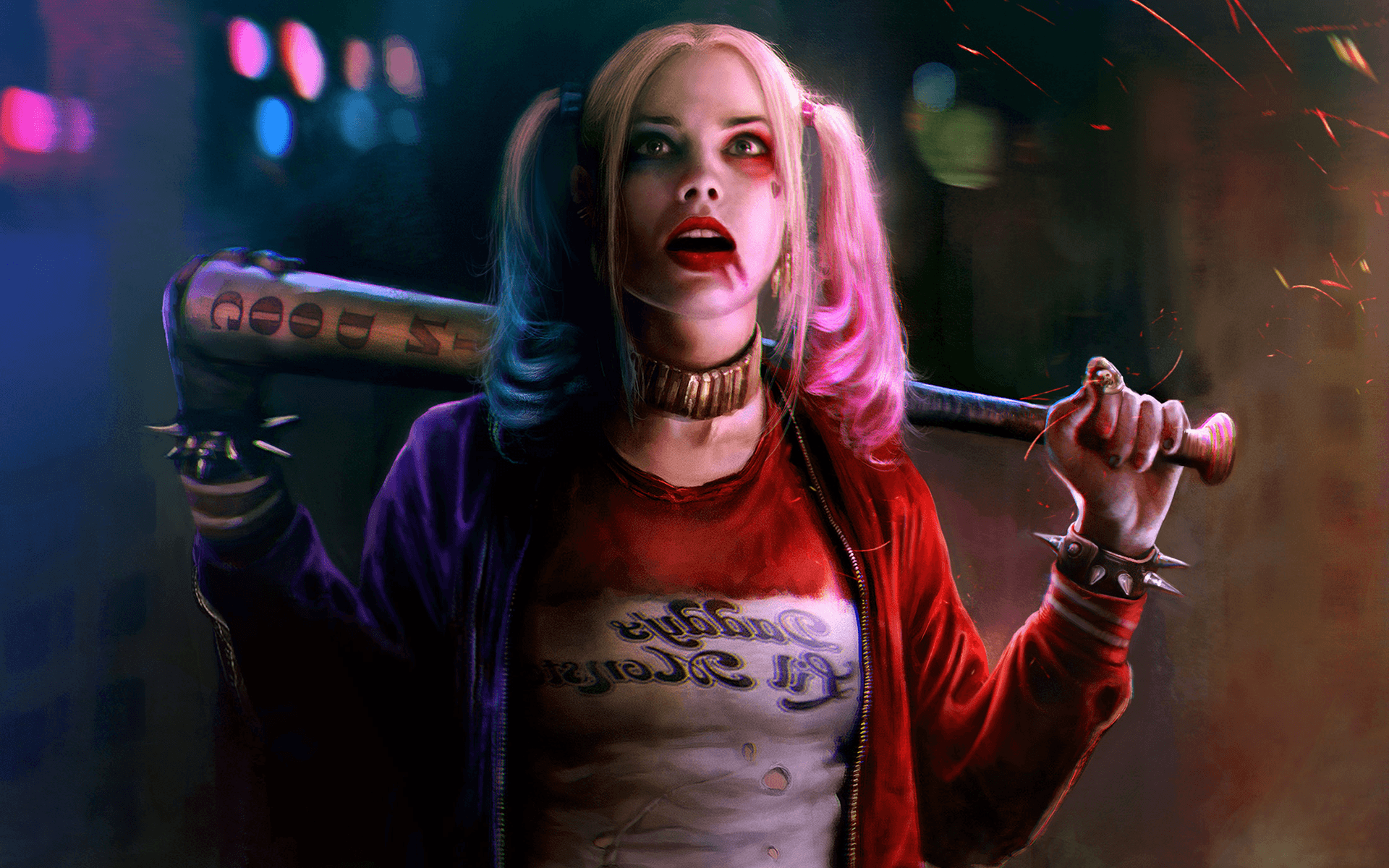 suicide squad wide wallpapers - photo #12