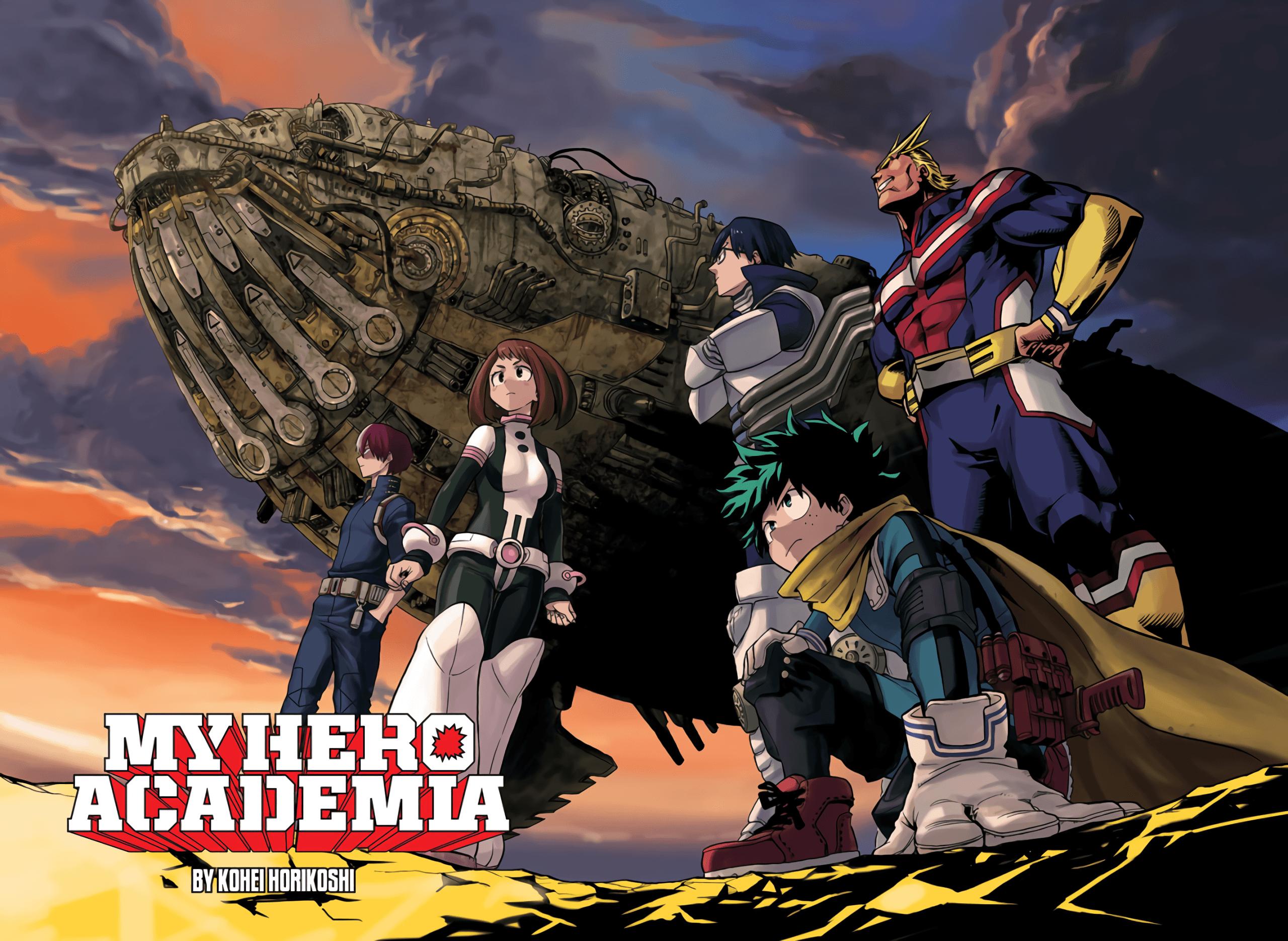My Hero Academia HD Wallpapers - Wallpaper Cave