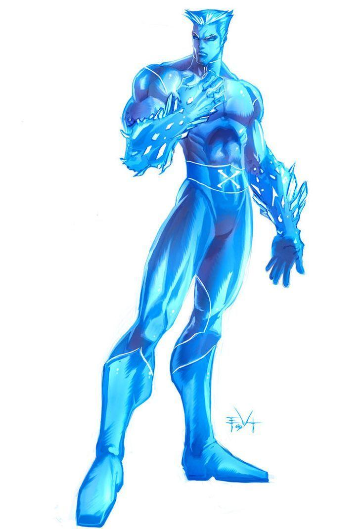 Iceman marvel
