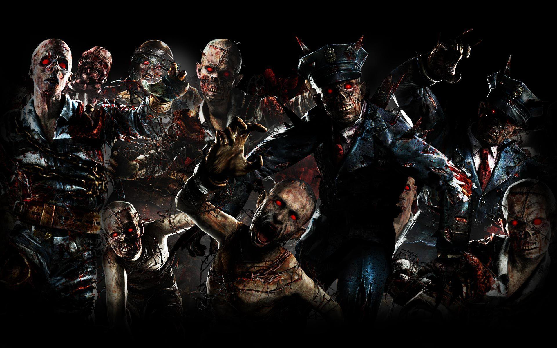 Call Of Duty: Zombies Wallpapers - Wallpaper Cave