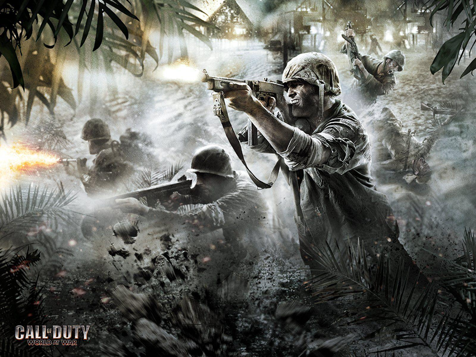 26 Call of Duty: WWII HD Wallpapers | Background Images ...