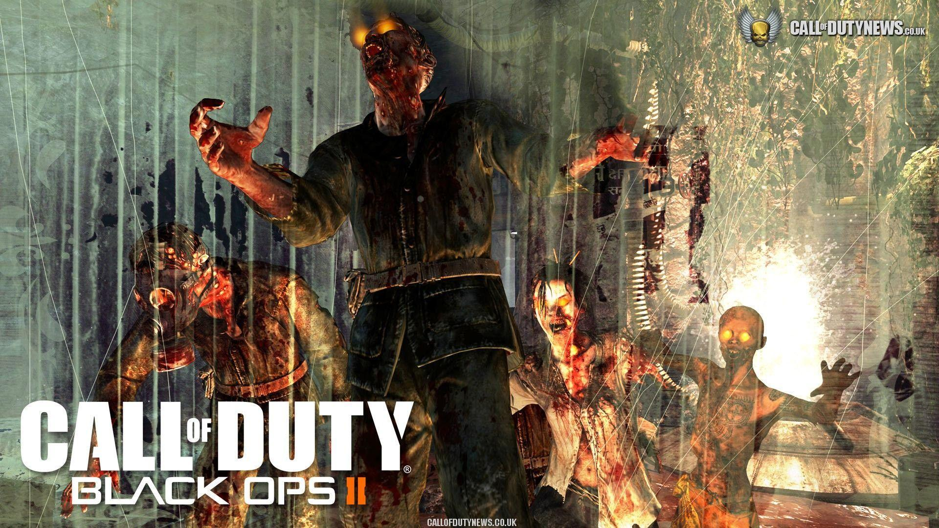 Black Ops Zombies Wallpaper 1080p