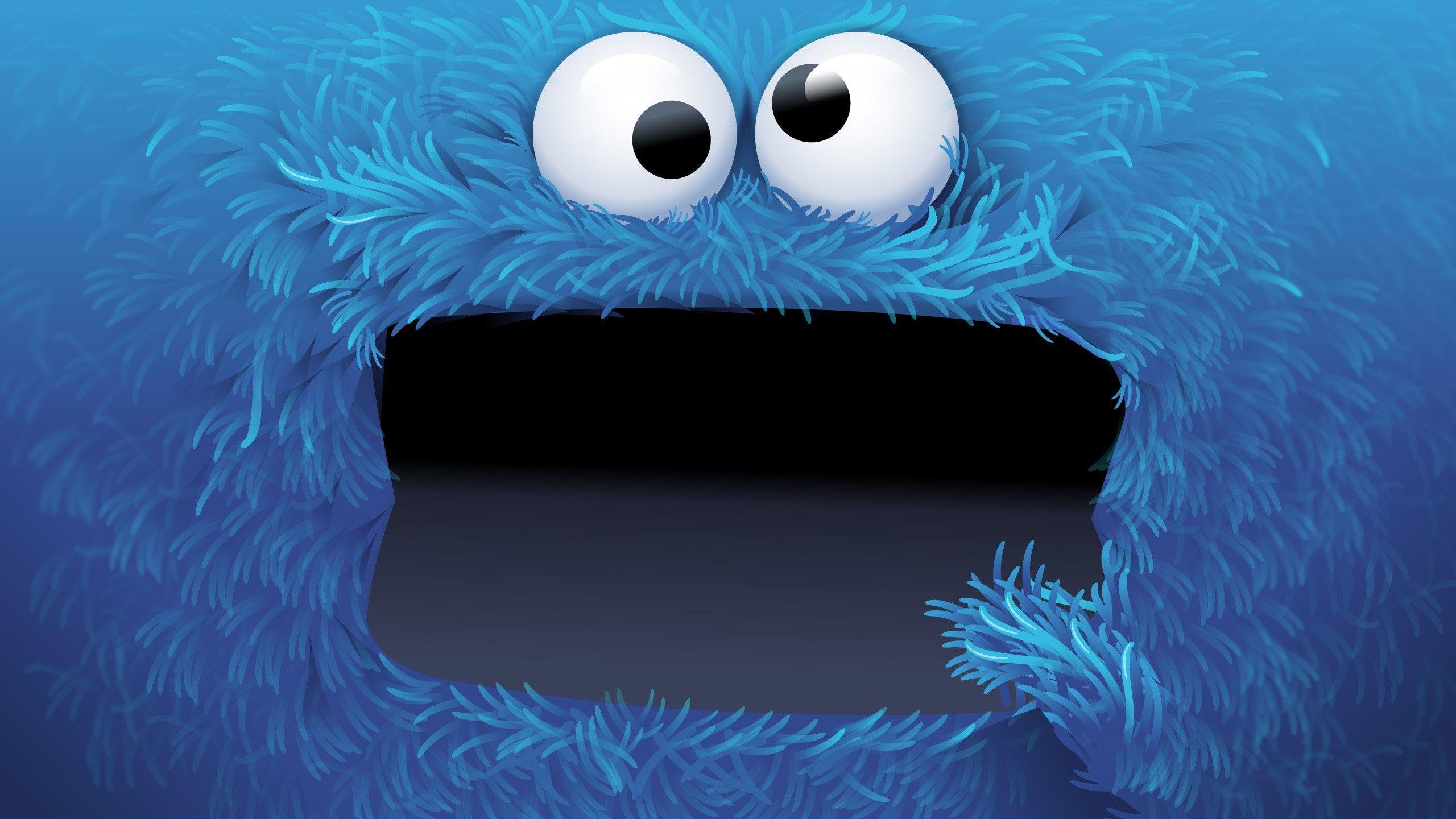 Sesame Street Zoom Background 4