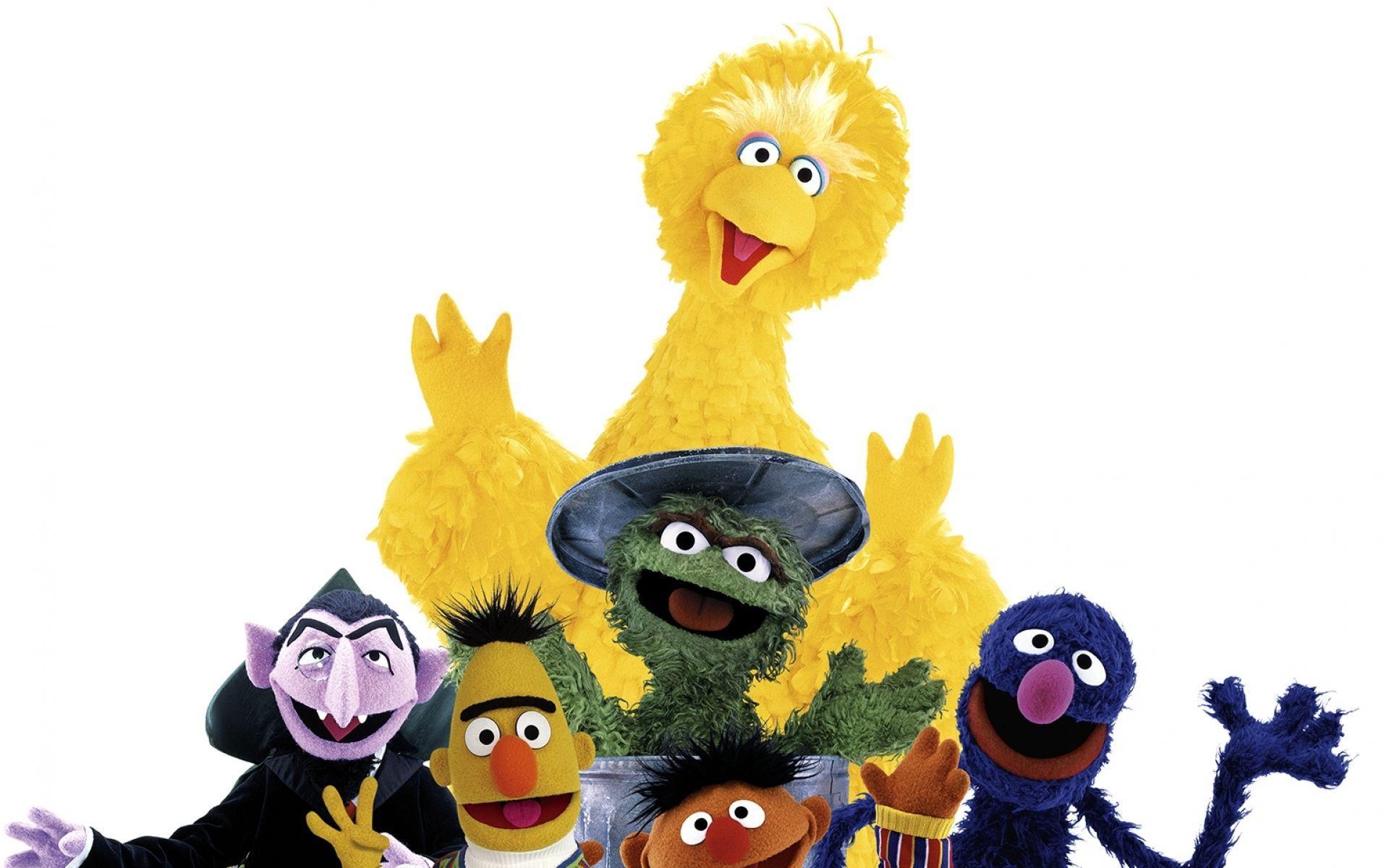 Sesame Street Background 9