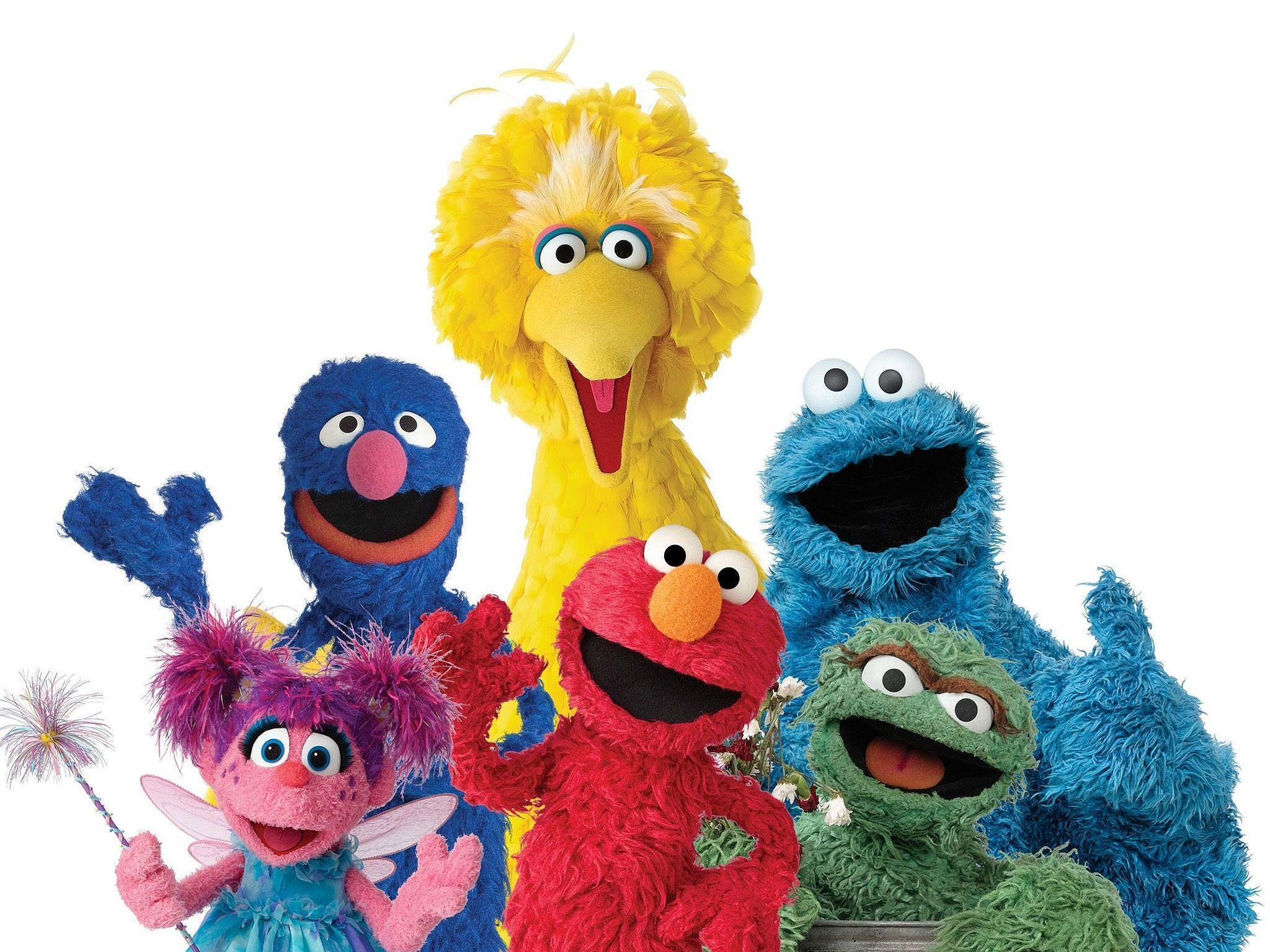Grover Sesame Street Wallpapers Desktop Background