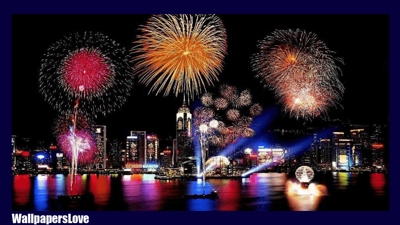 Hd Wallpaper Fireworks: Fireworks HD Wallpapers