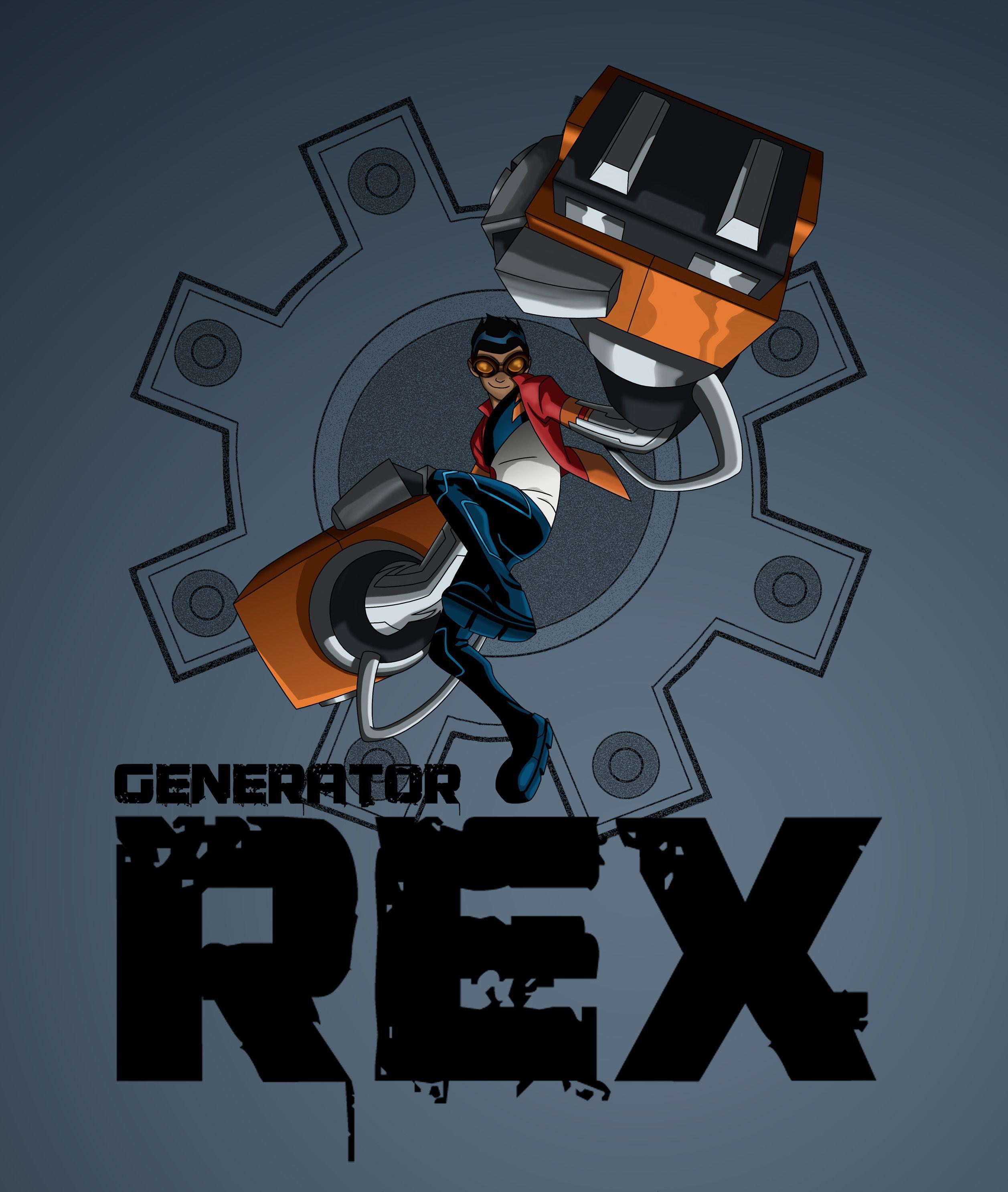 Generator Rex Wallpapers Wallpaper Cave