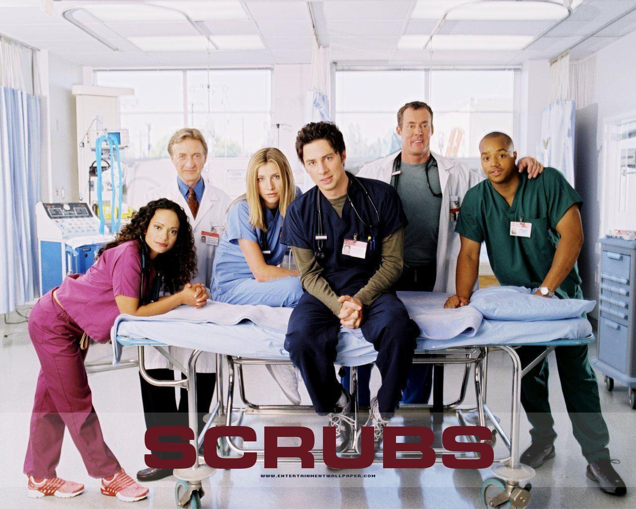 Incredible HDQ Cover Wallpaper's Collection: Scrubs Wallpapers (33 ...