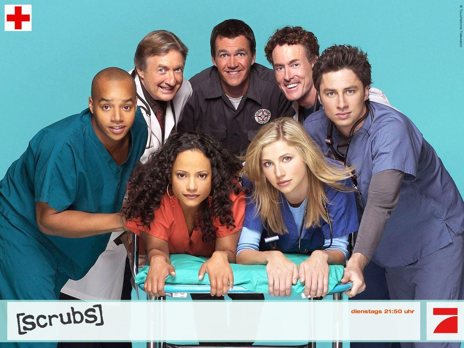 31 Scrubs HD Wallpapers | Backgrounds - Wallpaper Abyss