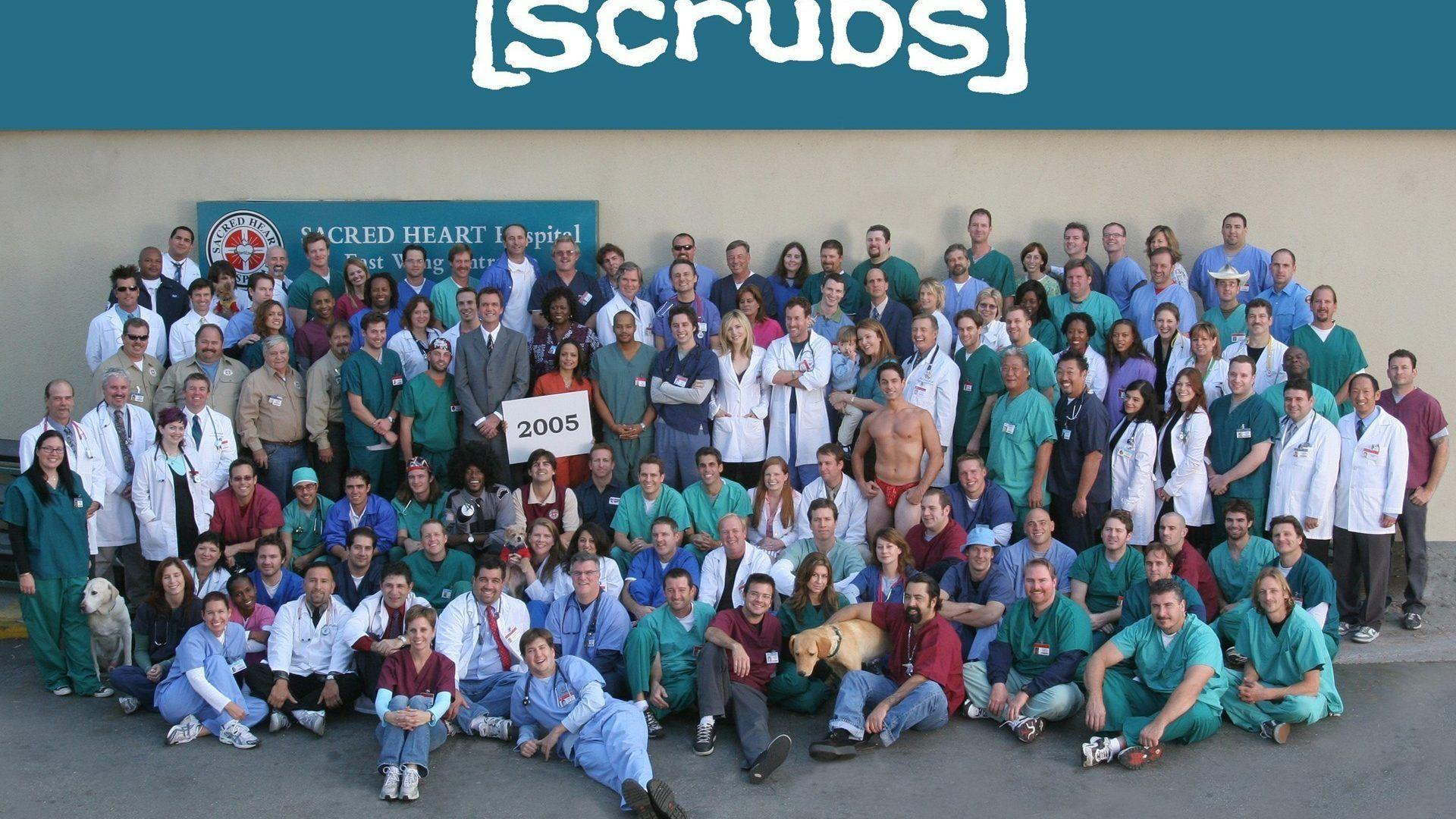 TV Shows: Scrubs Phone Wallpapers 1920x1200 for HD 16:9 High ...