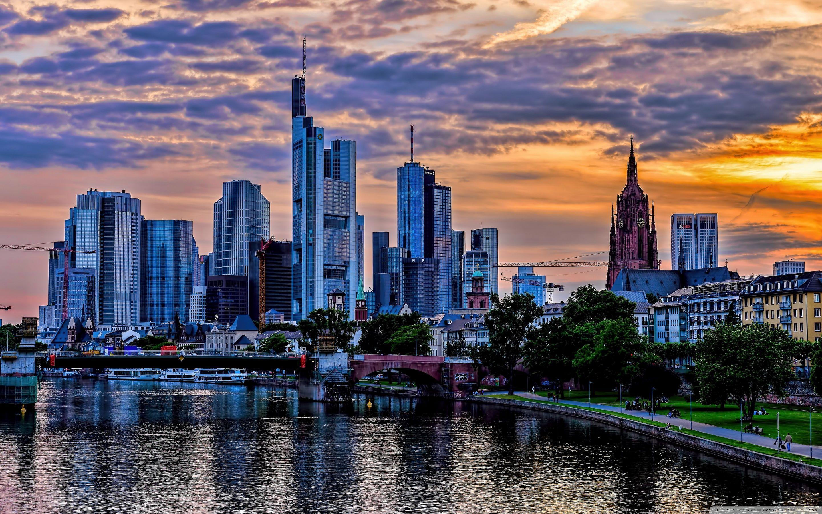 Frankfurt am Main | History, Population, Points of ... |Frankfurt Germany
