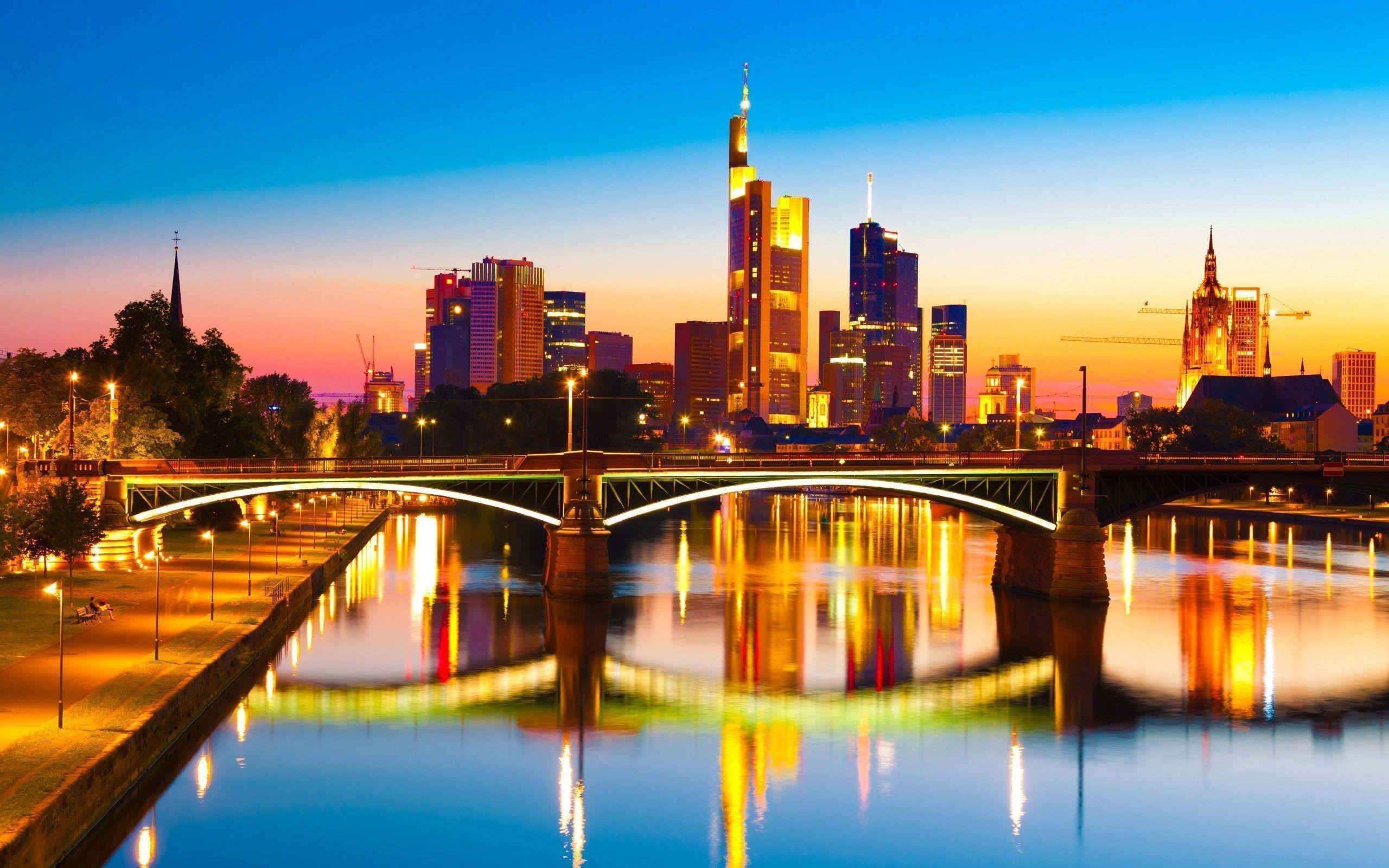 Wallpaper Frankfurt