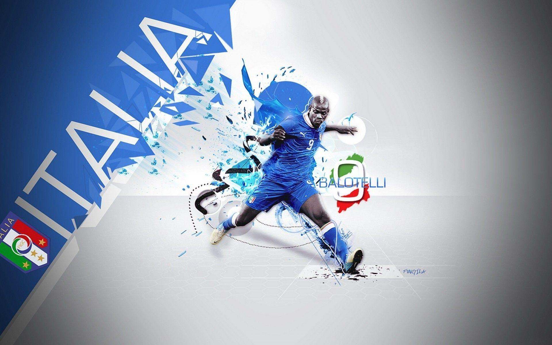 Mario Balloteli Balotelli Calcio My Hd 1920x1200