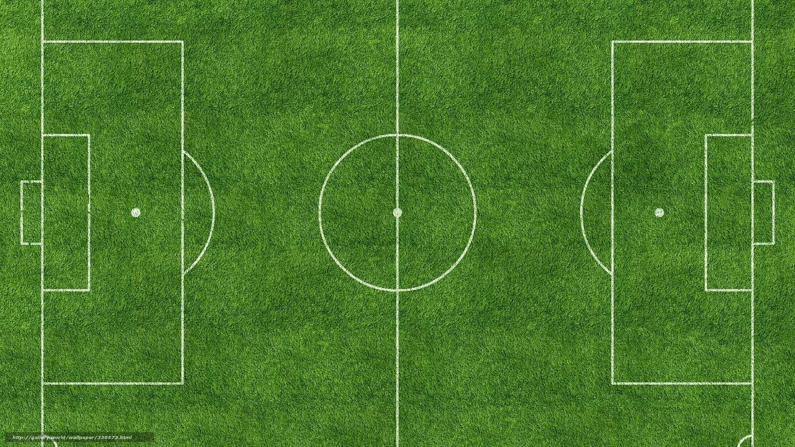 Download wallpapers football field, football, field, backgrounds