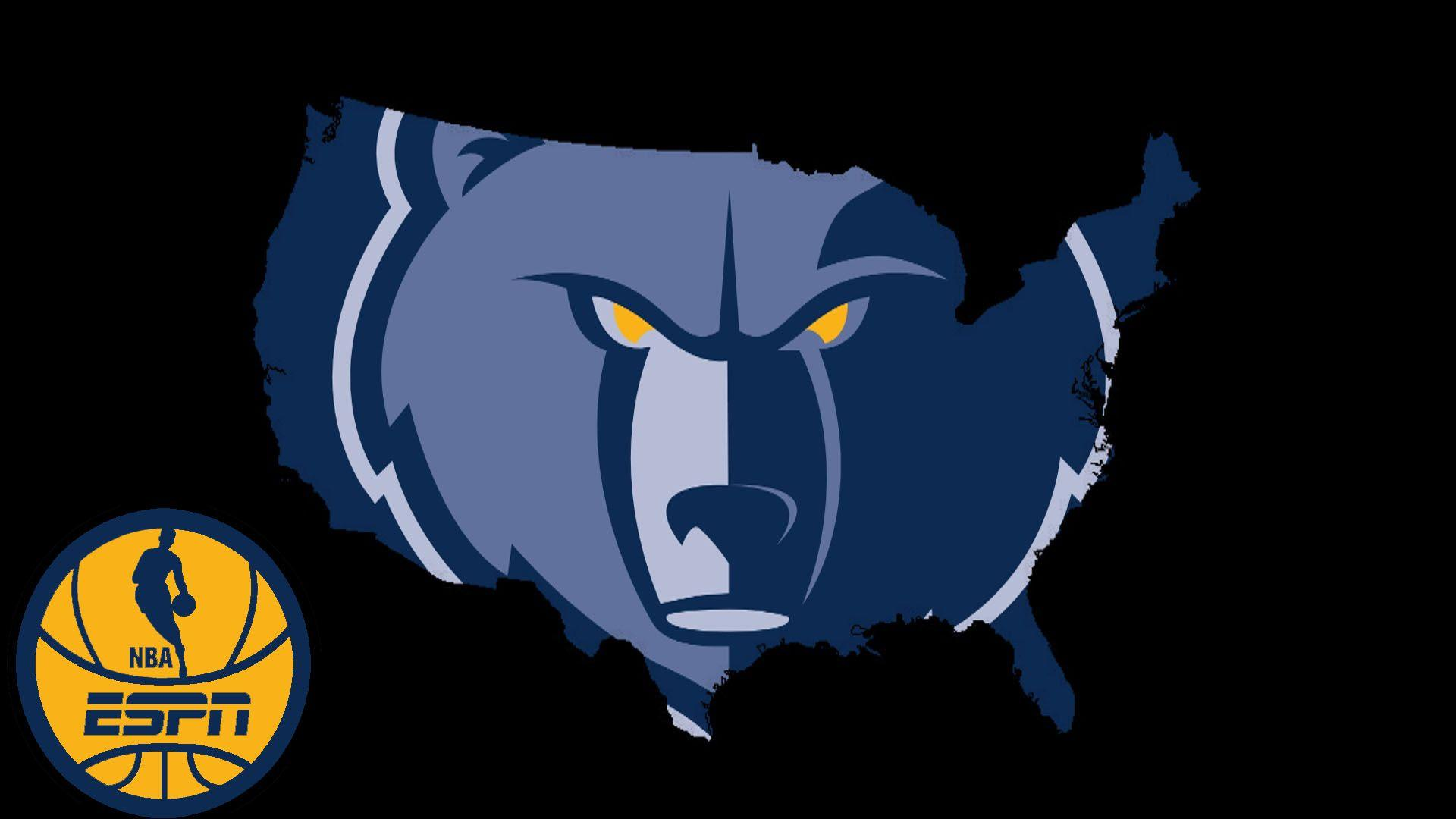 Memphis Grizzlies Wallpaper #1 | Memphis Grizzlies | Pinterest ...