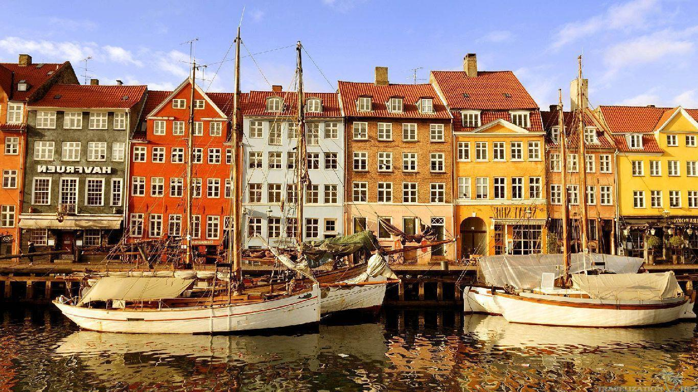Most Beautiful Collection: Copenhagen Wallpapers, High Quality ...