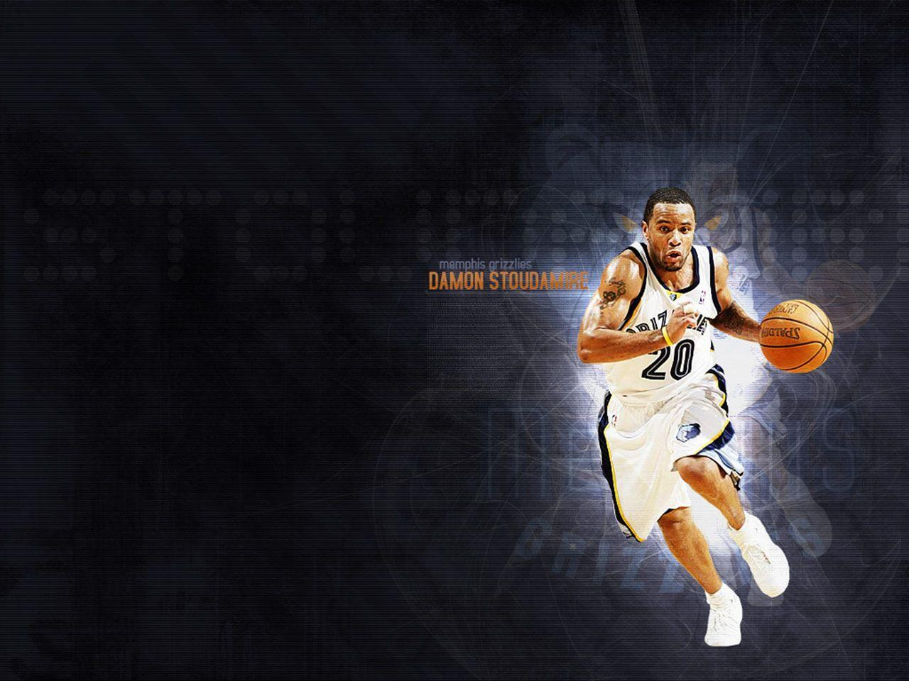 Damon Stoudamire Grizzlies Wallpaper | Basketball Wallpapers at ...