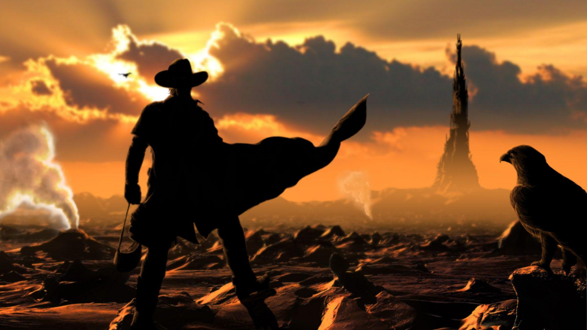 The Dark Tower Wallpapers Wallpaper Cave
