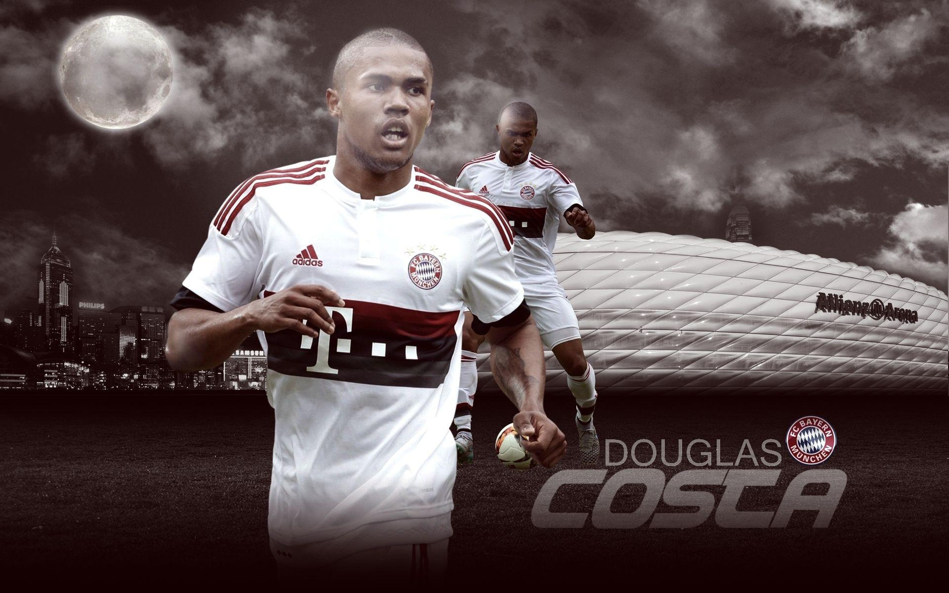 Douglas Costa Wallpaper 2015 16 By ChrisRamos4 On DeviantArt