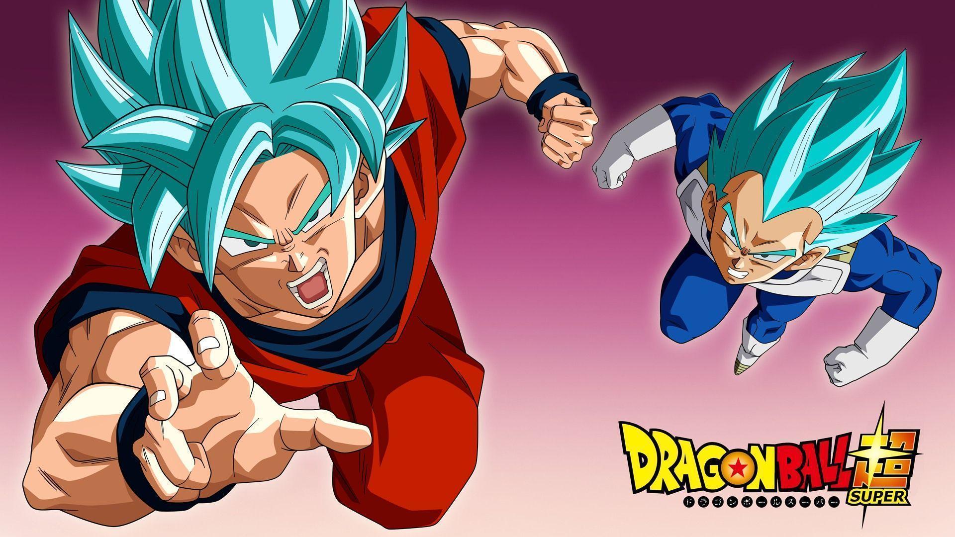 Goku Ssj Blue Wallpapers Wallpaper Cave